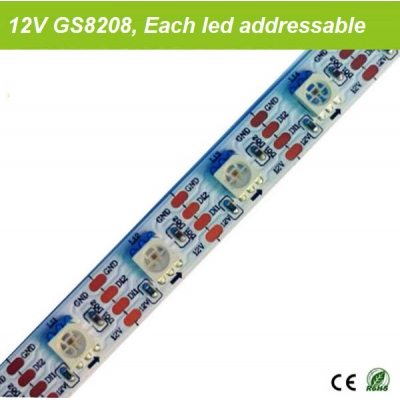 GS8208 built in led strip