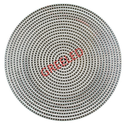 400mm diameter digital round board