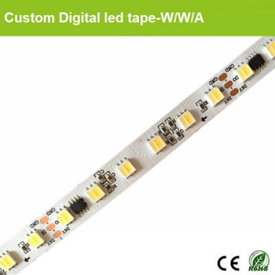 Custom color digital led strip