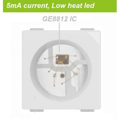 GE8805B Chip built in led