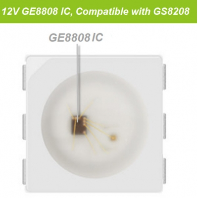 GE8808B Chip built in led