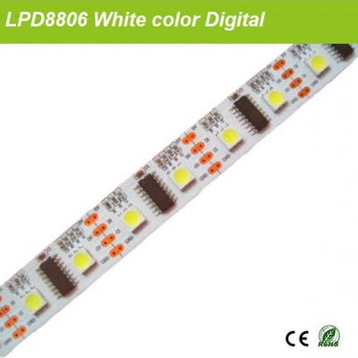 LPD8806 White color strip