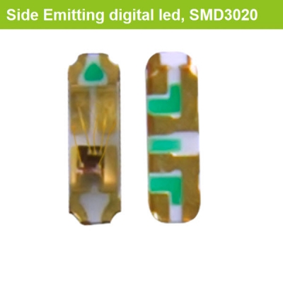 Digital Side Emitting led