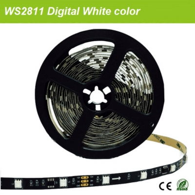 12V WS2811 White color strip